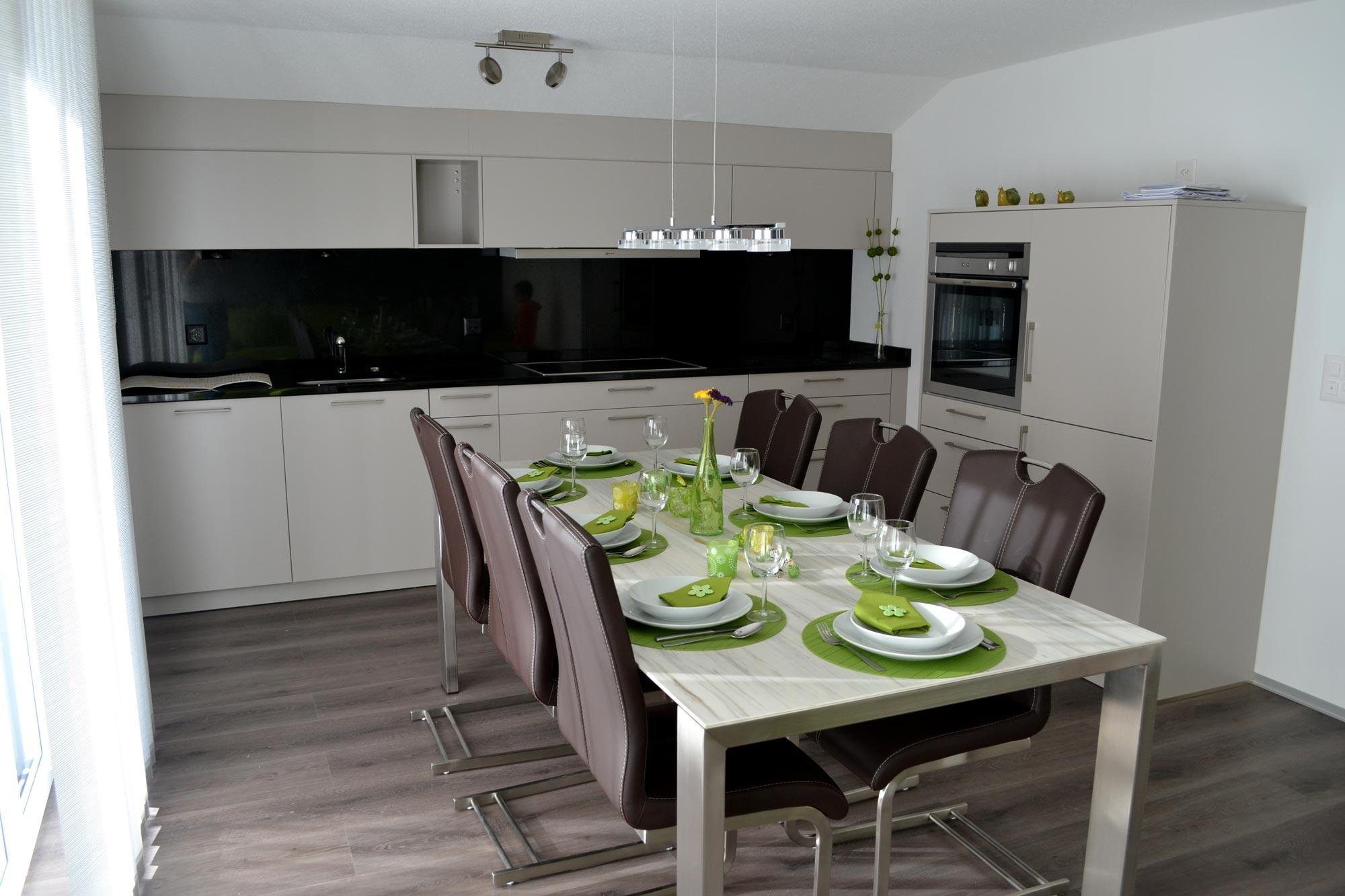 Wohnung Hohsaas – Bergtreu Saas